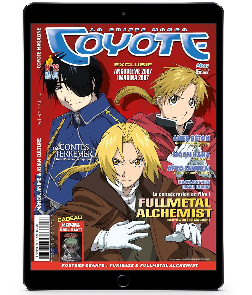 Full Metal Alchemist Pdf Fr coyote mag n°22 pdf a telecharger