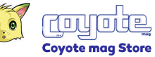 Coyote Mag Store Logo
